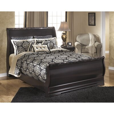 Signature Design By Ashley Esmarelda Sleigh Bed Amp Reviews