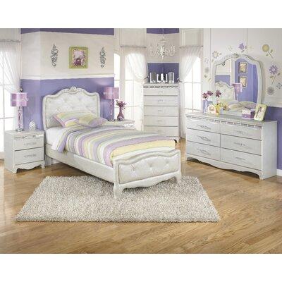 Signature Design By Ashley Zarollina Panel Customizable Bedroom Set Reviews Wayfair