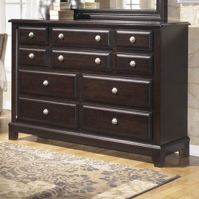 Ridgley 10 Drawer Dresser by Signature Design by Ashley