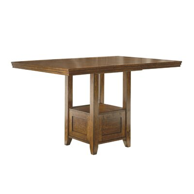 Ralene Counter Height Extendable Dining Table by Signature Design by Ashley