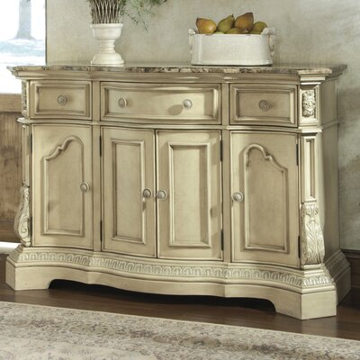 Signature Design By Ashley Ortanique 3 Drawer 3 Cabinet