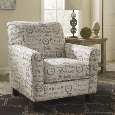 Alenya Arm Chair by Signature Design by Ashley