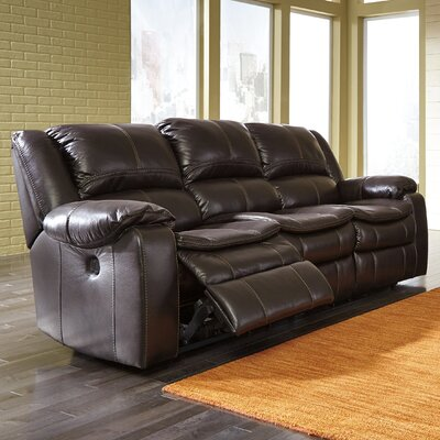 Signature Design by Ashley 8890 Long Knight Reclining Sofa