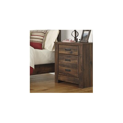 Quinden 2 Drawer Nightstand by Signature Design by Ashley