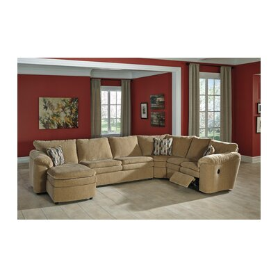 Coats Reclining Sectional by Signature Design by Ashley