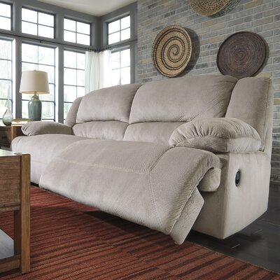 Signature Design by Ashley GNT7536 Tolette 2 Seat Reclining Sofa