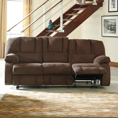 Signature Design by Ashley GNT7538 Roan Reclining Sofa
