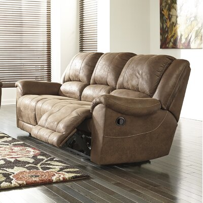 Signature Design by Ashley GNT7667 Niarobi Reclining Sofa