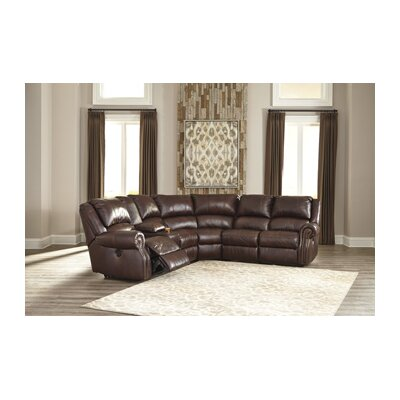 Reclining Sectional by Signature Design by Ashley