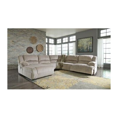 Tolette Reclining Sectional by Signature Design by Ashley