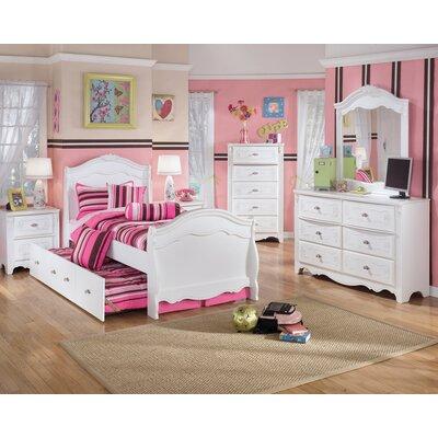 Signature Design by Ashley Lydia Panel Customizable Bedroom Set