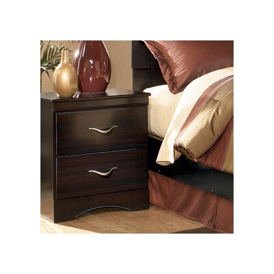 Signature Design by Ashley Byers 2 Drawer Nightstand
