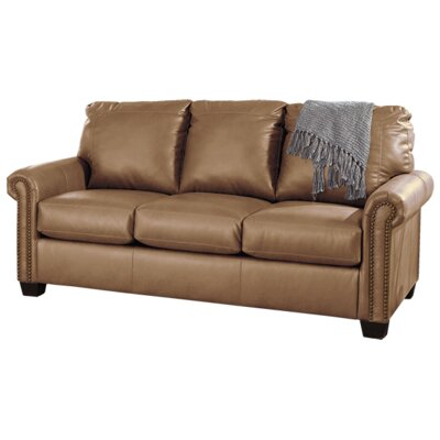 Signature Design by Ashley 3800 Lottie DuraBlend Queen Sleeper Sofa