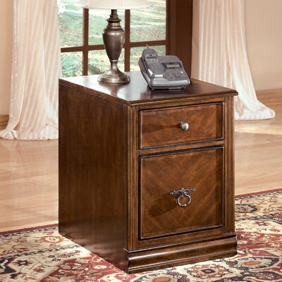 Hamlyn 2 Drawer File Cabinet by Signature Design by Ashley