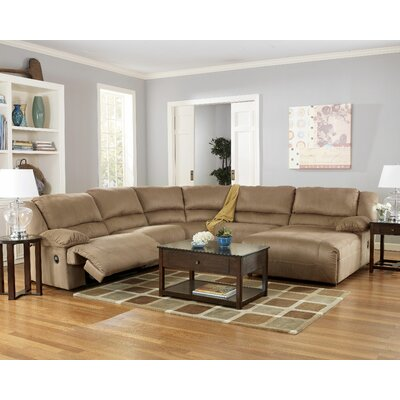 Rudy Reclining Sectional by Signature Design by Ashley