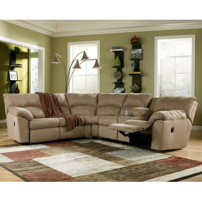 Southfield Reclining Sectional by Signature Design by Ashley