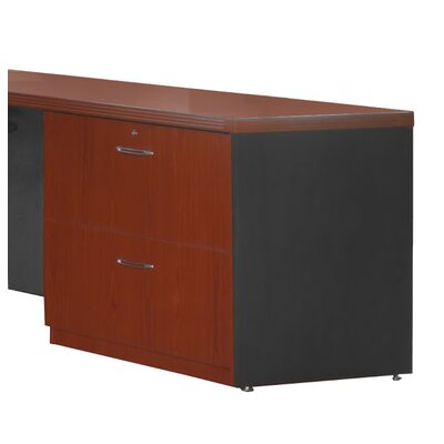Mayline Group Aberdeen Series 2-Drawer Credenza Lateral File