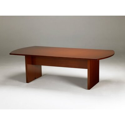 Stella Series 8' Curved End Conference Table by Mayline