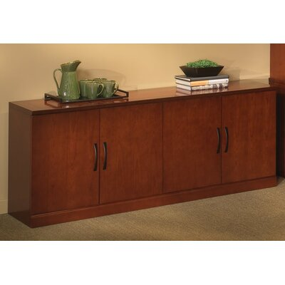 Mayline Group Sorrento Series 4 Door Storage Cabinet