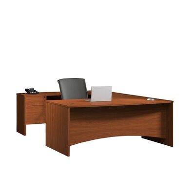 Mayline Group Brighton Series Executive Desk