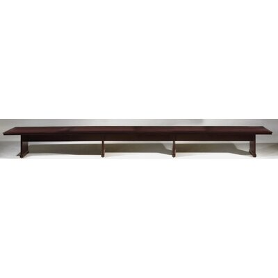 Mayline Group Toscana Series Rectangular Conference Table