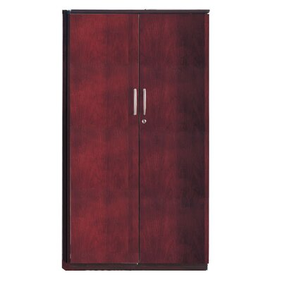 Corsica Series 2 Door Storage Cabinet by Mayline