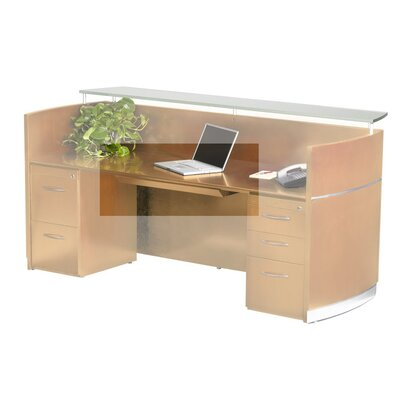 "Mayline Group Napoli Series 30"" W x 18"" D Desk Drawer"