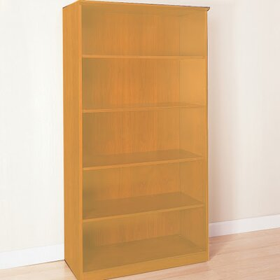"Mayline Group 5 Shelf 68"" Standard Bookcase"