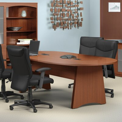 Mayline Group Brighton Series 8' Conference Room Set