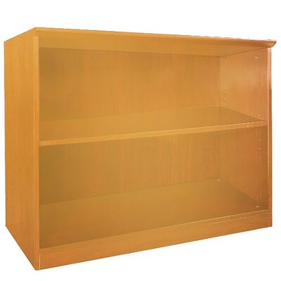 "Mayline Group 2 Shelf  29.5"" Standard Bookcase"