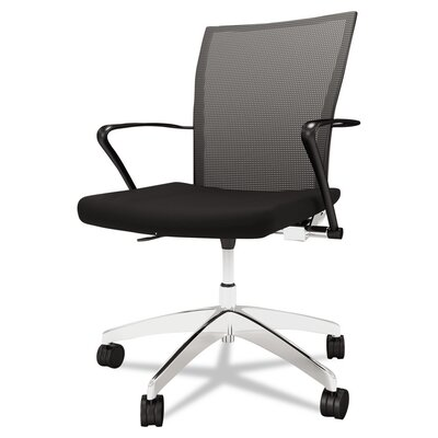 Valoré High-Back Mesh Task Chair with Arms by Mayline