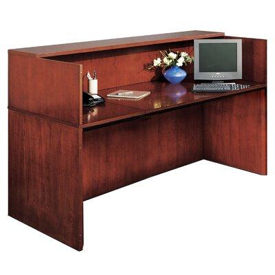 Mayline Group Corsica Series Rectangular Reception Desk