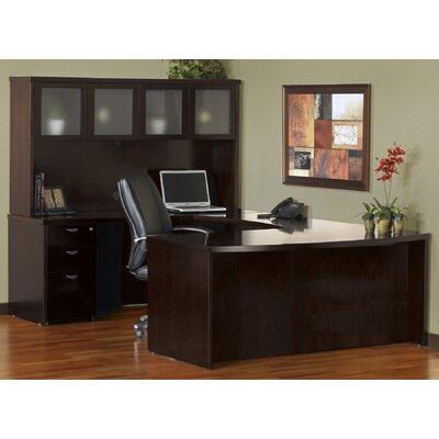 Mayline Group Mira Series U-Shape Executive Desk