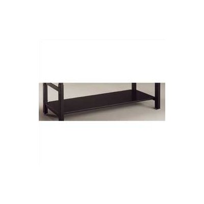 "Mayline Group IT Furniture 72"" W x 23"" D Desk Base Shelves"