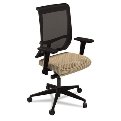 Commute High-Back Mesh Task Chair with Arms by Mayline