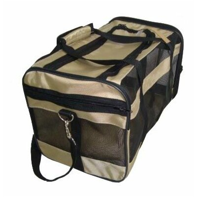 Best Pet Supplies Oxford Duffel Pet Carrier