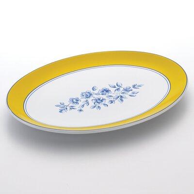 Paula Deen Spring Prelude Oval Platter