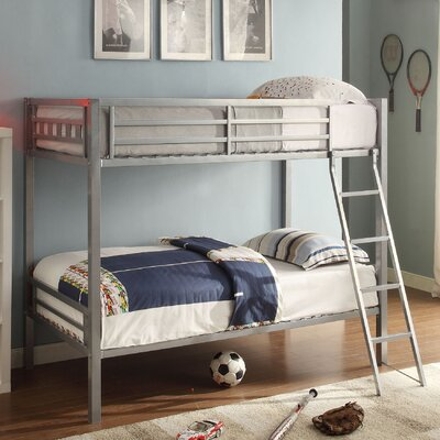 Bay Twin Bunk Bed by 4D Concepts