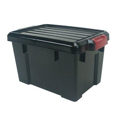 5 Gallon Heavy Duty Storage Tote by IRIS