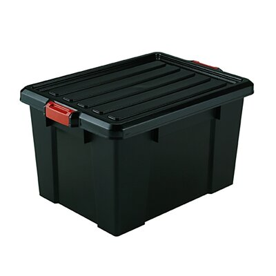 Iris 18 Gallon Heavy Duty Storage Tote