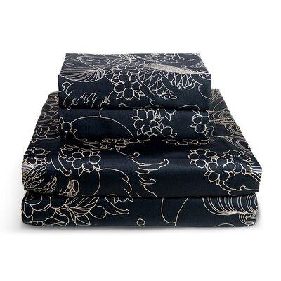 Geisha Moon 300 Thread Count Sheet Set by Sin In Linen