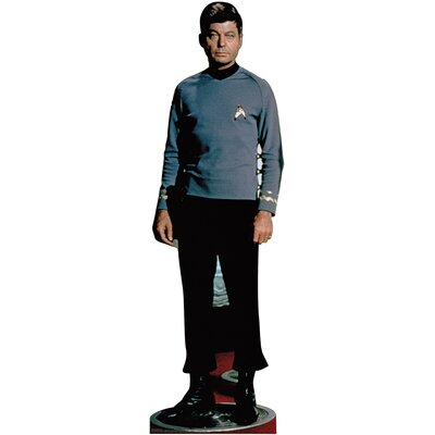 Advanced Graphics Star Trek McCoy Classic Cardboard Stand-Up