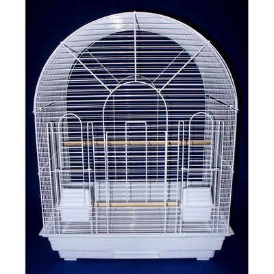 Round Top Small Bird Cage by YML