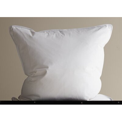 Down Alternative Filled Firm Sleeping Pillow 360 Thread Count by Down Inc.