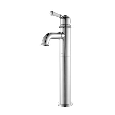 Exquisite Solinder Single Handle Vessel Bathroom Faucet Product Photo
