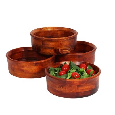 Woodard & Charles Salad With Style Individual Sald Bowl Set