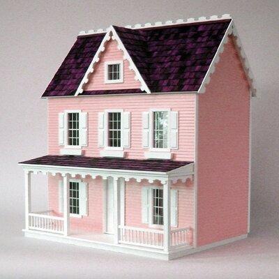 Junior Series Vermont Farmhouse Jr. Dollhouse by Real Good Toys