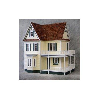 Junior Series Victoria's Farmhouse Dollhouse by Real Good Toys