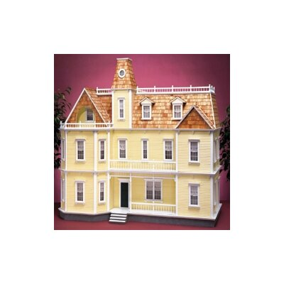 Batrie Bostonian Dollhouse by Real Good Toys