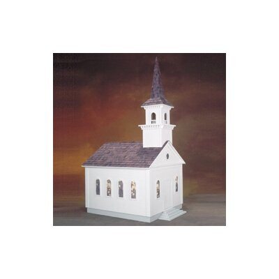 Historical Country Church Dollhouse by Real Good Toys